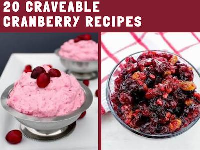20 Craveable Cranberry Recipes