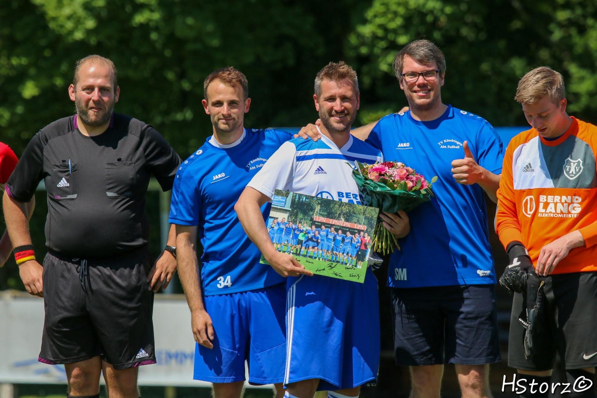 TVK II – SV Burkheim   4:1  (0:1)