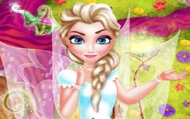 Elsa Fairy Room Decoration