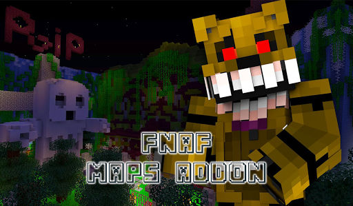 Maps FNaF & Addon for Minecraft 3.0 screenshots 3