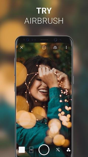AirBrush: Easy Photo Editor Android App Screenshot