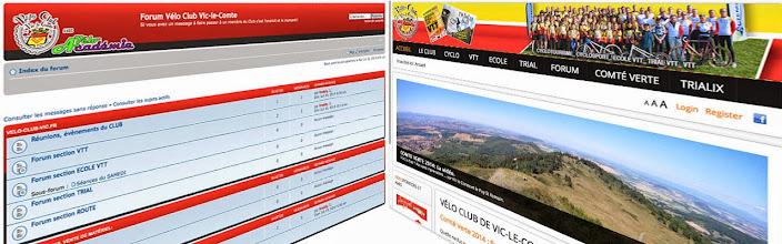 Photo: un nouveau forum pour le VCVLC