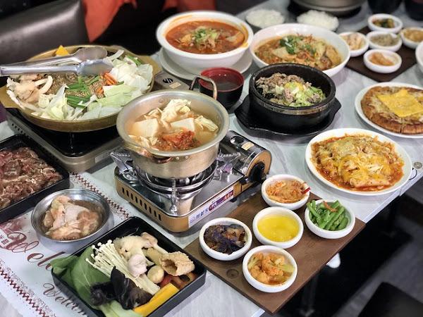 朝鮮味韓國料理*超平價高CP值 40~50種韓式小菜免費吃到飽 國父紀念館/忠孝敦化美食餐廳