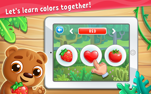 Colors for Kids, Toddlers, Babies - Learning Game filehippodl screenshot 15