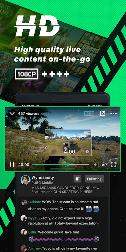Trovo - Live Stream & Games 1.6.1.25 screenshots 3