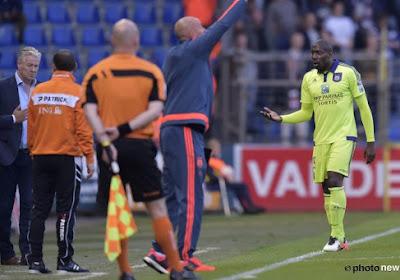 Anderlecht n'ira pas en appel pour Okaka
