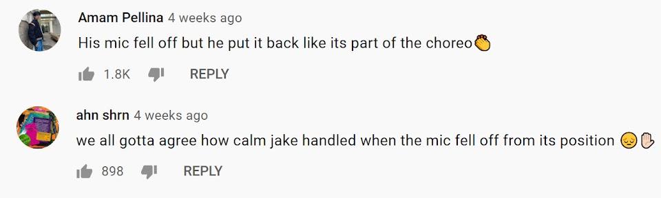 enhypen jake fever mcountdown youtube