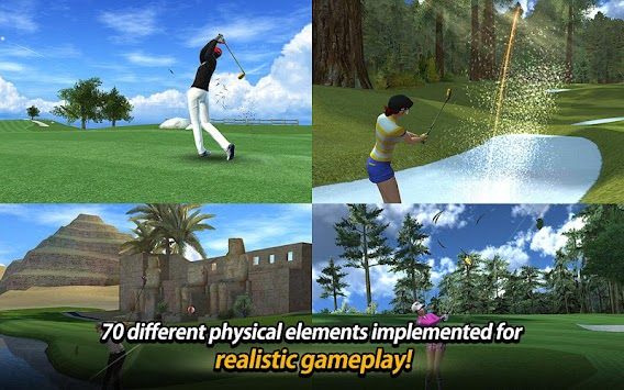 Golf Star™ apk screenshot