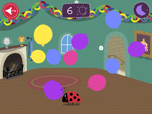 Ben & Holly: Elf & Fairy Party  screenshots 6