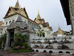 Photo: The Grand Palace. No longer in use.