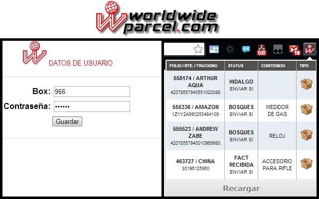 worldwideparcel.com