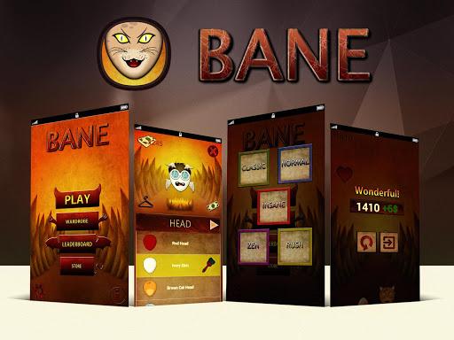 Bane アクションゲーム悪
