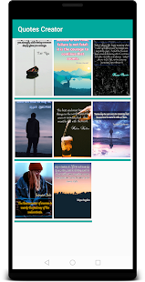 Quotes Creator - Pictures Quotes - Quotes Post for PC-Windows 7,8,10 and Mac apk screenshot 10