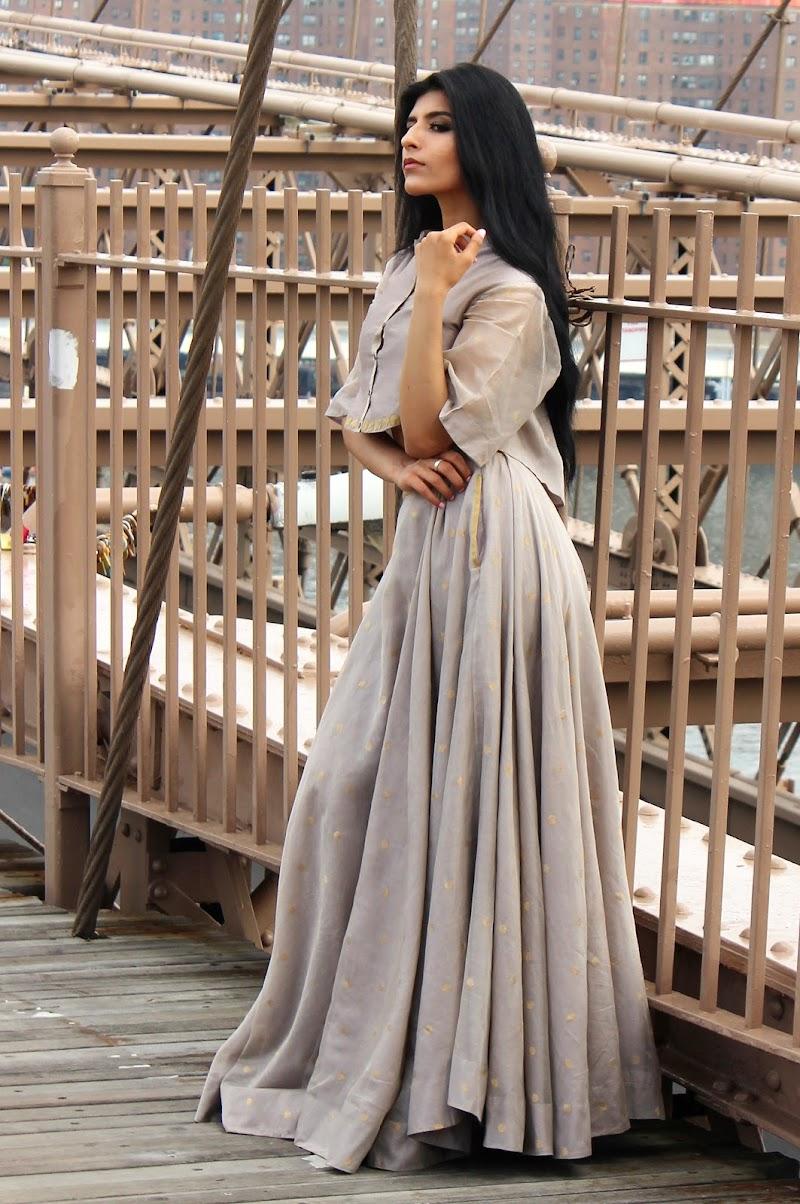 Bellissima sul ponte di bereza