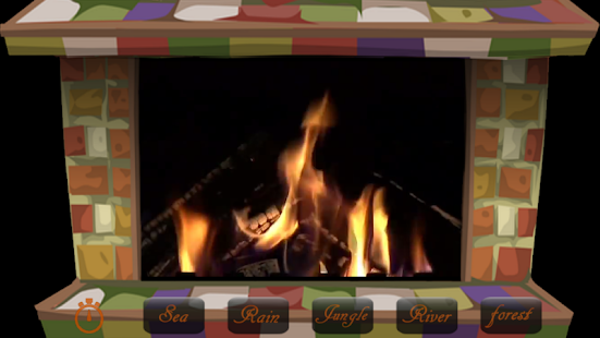 Relajación chimenea   fuego   aplicaciones android en google play