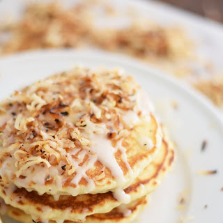 Coconut Cream Pancakes Recipes
