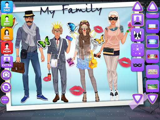 Superstar Family - Celebrity Fashion screenshots 7