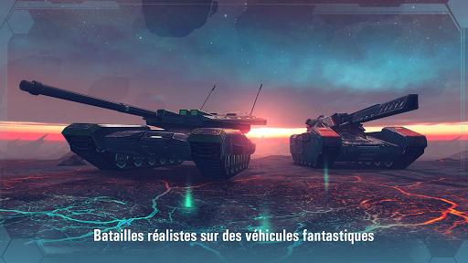 Code Triche Future Tanks: Jeux de Guerre de Tank Gratuit APK Mod screenshots 1