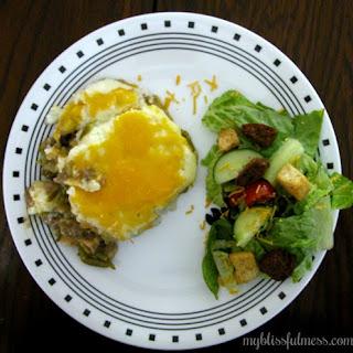 Mashed Potato Hot Dish Recipe