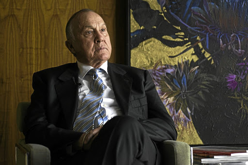 Christo Wiese. Picture: BLOOMBERG/WALDO SWIEGERS