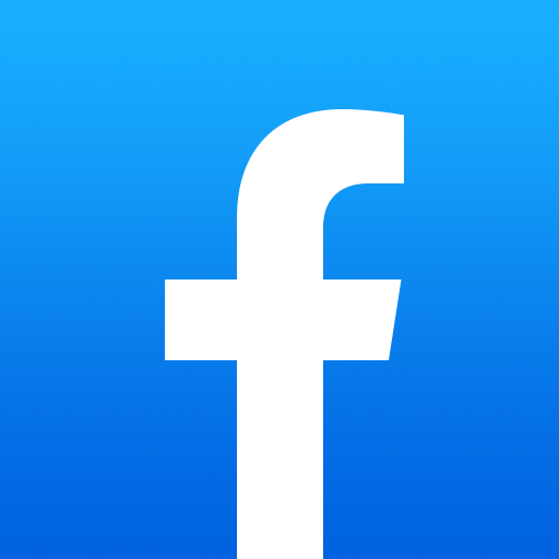 Digital detox app icon for Facebook