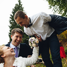 Wedding photographer Nikolay Evdokimov (evnv). Photo of 27.10.2014