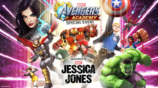 MARVEL Avengers Academy screenshot 7