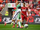 Anderlecht remporte le Clasico sans briller, le Standard a vu rouge deux fois