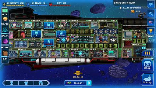 Pixel Starshipsu2122 0.953.1 screenshots 5