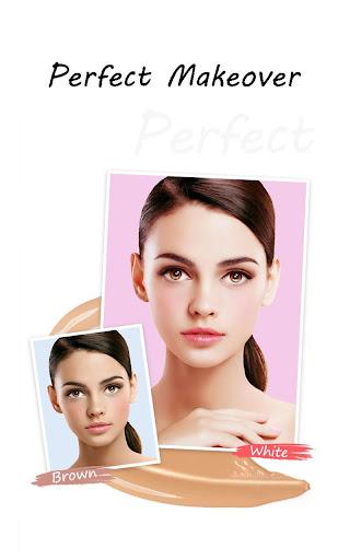 You Makeup Photo Editor Screenshot