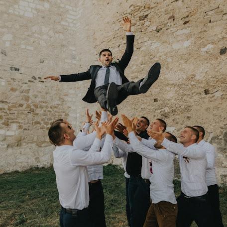 Fotógrafo de bodas Nikolay Chebotar (Cebotari). Foto del 08.01.2018