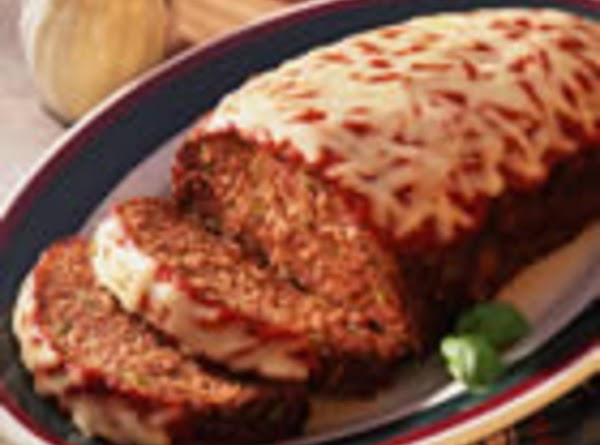 Pizza Meat Loaf Recipe