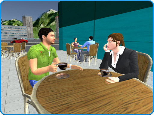 Blind Date Simulator Game 3D android2mod screenshots 11