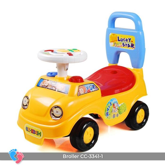 Xe chòi chân đồ chơi Broller CC-3341-1 3
