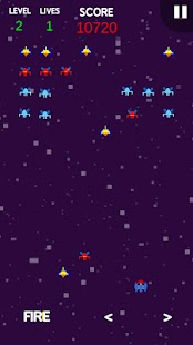 Galaxian 2019 Screenshot