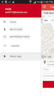 Parking.Rip screenshot