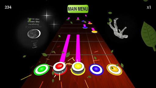 Guitarist : guitar hero battle - Guitar chords apkpoly screenshots 3
