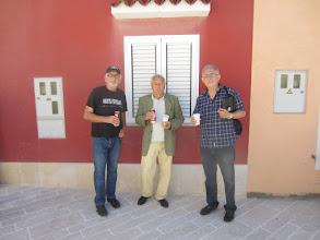 Photo: Tri mušketira - Svečano otvaranje obnovljenog Šaliža