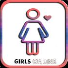 Girls Online - Lesbian Chat