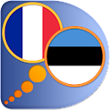 Estonian French dictionary icon