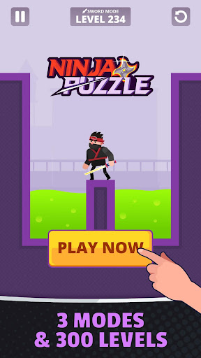 Ninja Puzzle apktram screenshots 5