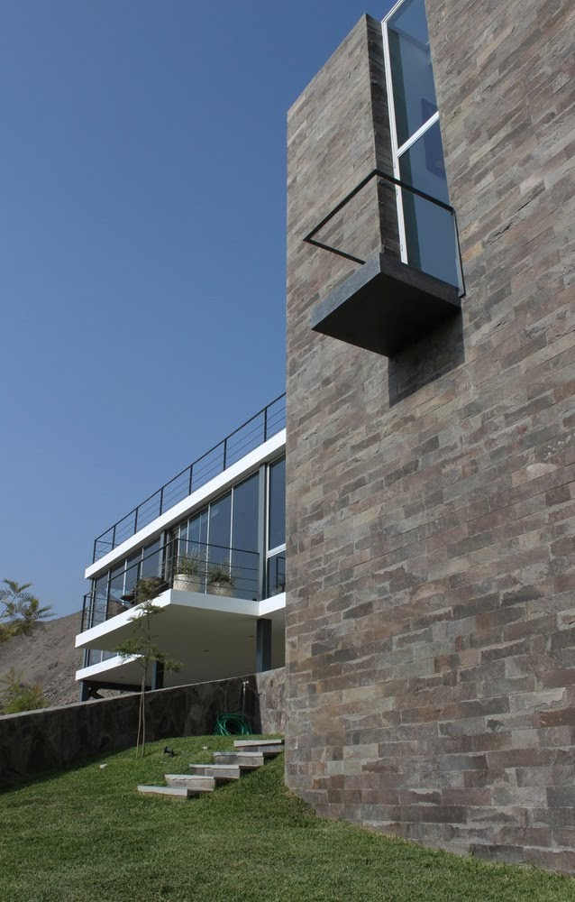 Casa Mirador - 2.8x arquitectos