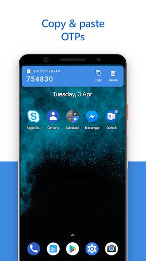 SMS Organizer screenshot 4