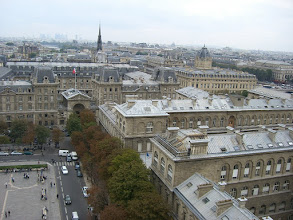 Photo: View from Notre Dame