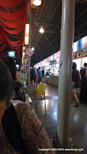 Photo: Food court athe Night Market.