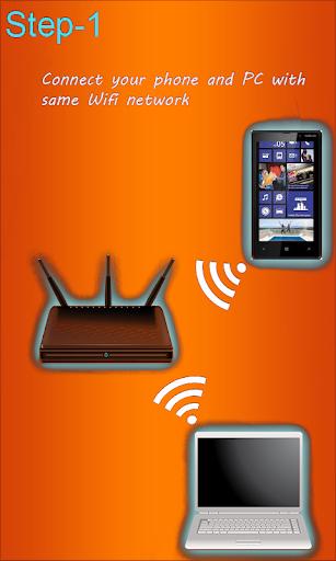 WiFi FTP File Transfer