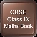 CBSE Class IX Maths Book icon