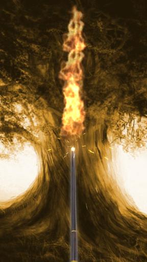 Magic wand for magic games. Sorcerer spells 4.26 screenshots 4
