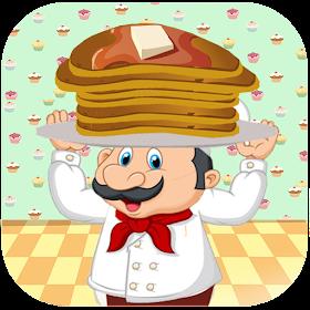 The Pancake Game - Super Chef Kitchen Diner