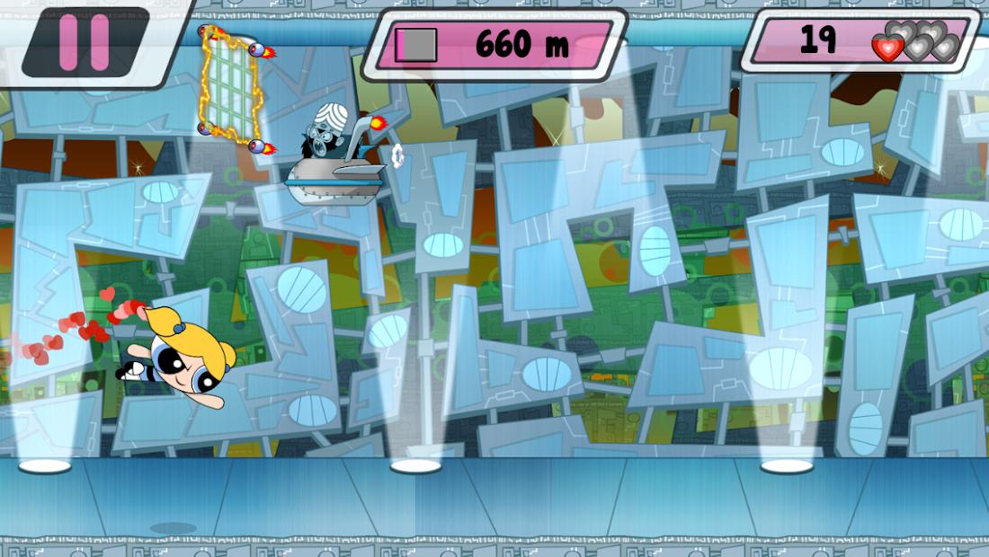 Powerpuff Girls ❤ Mojo Madness on Google Play Reviews | Stats